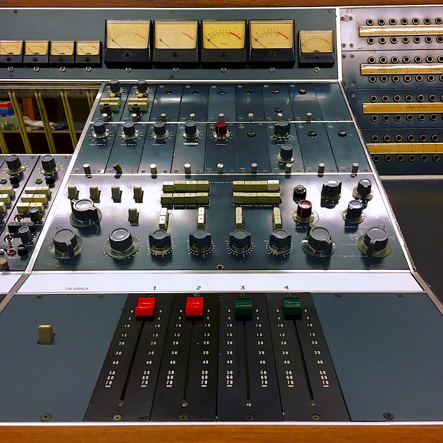 Astounding Restoring And Old Neve Desk Done Download Free Architecture Designs Scobabritishbridgeorg