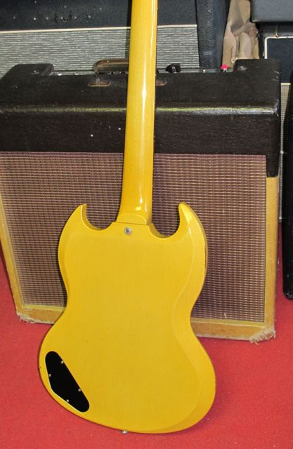 61 TV Yellow SG Jr